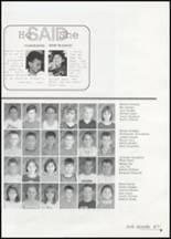 2002 Jay High School Yearbook Page 90 & 91