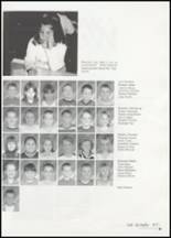 2002 Jay High School Yearbook Page 100 & 101