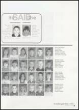2002 Jay High School Yearbook Page 104 & 105