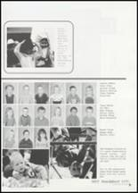 2002 Jay High School Yearbook Page 108 & 109