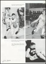 2002 Jay High School Yearbook Page 140 & 141