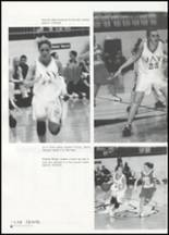 2002 Jay High School Yearbook Page 142 & 143