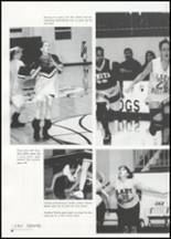 2002 Jay High School Yearbook Page 146 & 147