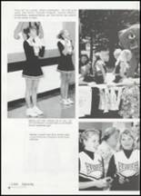 2002 Jay High School Yearbook Page 150 & 151