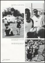 2002 Jay High School Yearbook Page 156 & 157
