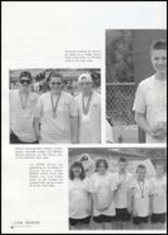 2002 Jay High School Yearbook Page 160 & 161