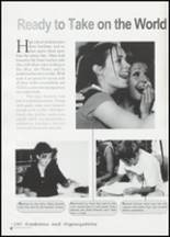 2002 Jay High School Yearbook Page 164 & 165