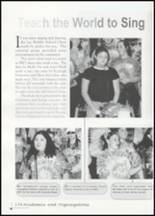 2002 Jay High School Yearbook Page 178 & 179