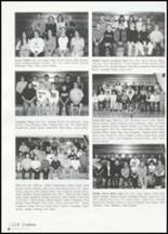 2002 Jay High School Yearbook Page 222 & 223