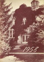 1958 Yearbook Swarthmore High School