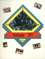 1987 Yearbook Tokay High School