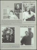 1991 Nauset Regional High School Yearbook Page 20 & 21