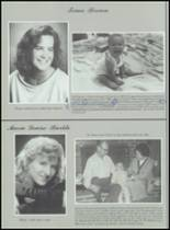 1991 Nauset Regional High School Yearbook Page 22 & 23