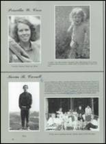 1991 Nauset Regional High School Yearbook Page 24 & 25