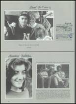 1991 Nauset Regional High School Yearbook Page 34 & 35