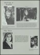 1991 Nauset Regional High School Yearbook Page 42 & 43