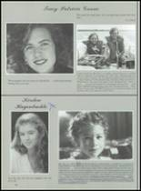 1991 Nauset Regional High School Yearbook Page 44 & 45