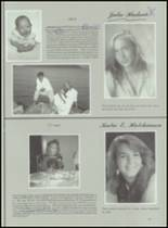 1991 Nauset Regional High School Yearbook Page 50 & 51