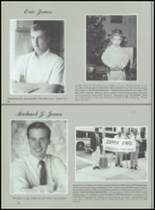1991 Nauset Regional High School Yearbook Page 54 & 55