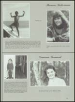 1991 Nauset Regional High School Yearbook Page 58 & 59