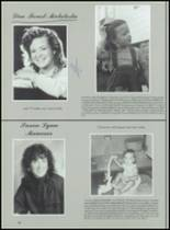1991 Nauset Regional High School Yearbook Page 62 & 63