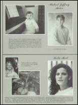 1991 Nauset Regional High School Yearbook Page 64 & 65