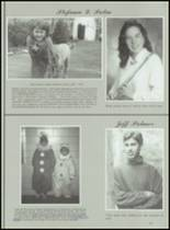 1991 Nauset Regional High School Yearbook Page 70 & 71