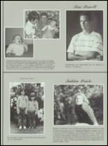 1991 Nauset Regional High School Yearbook Page 74 & 75
