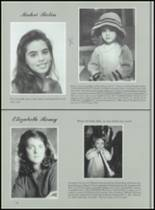 1991 Nauset Regional High School Yearbook Page 78 & 79