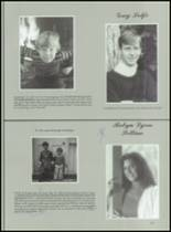 1991 Nauset Regional High School Yearbook Page 84 & 85