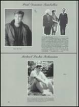 1991 Nauset Regional High School Yearbook Page 92 & 93