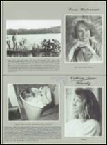1991 Nauset Regional High School Yearbook Page 94 & 95