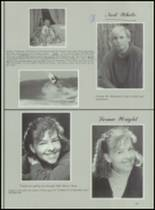 1991 Nauset Regional High School Yearbook Page 96 & 97