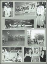 1991 Nauset Regional High School Yearbook Page 116 & 117