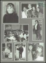 1991 Nauset Regional High School Yearbook Page 136 & 137
