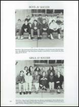 1991 Nauset Regional High School Yearbook Page 150 & 151