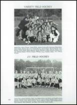 1991 Nauset Regional High School Yearbook Page 152 & 153