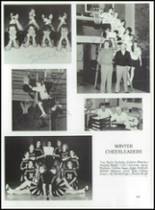 1991 Nauset Regional High School Yearbook Page 154 & 155