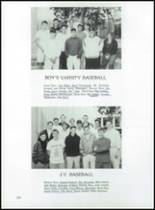 1991 Nauset Regional High School Yearbook Page 160 & 161