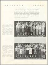 1946 Rushville Consolidated High School Yearbook Page 22 & 23