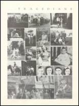 1946 Rushville Consolidated High School Yearbook Page 28 & 29