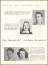 1946 Rushville Consolidated High School Yearbook Page 32 & 33