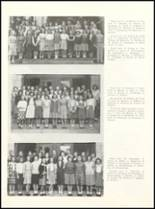 1946 Rushville Consolidated High School Yearbook Page 38 & 39