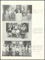 1946 Rushville Consolidated High School Yearbook Page 42 & 43