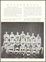 1946 Rushville Consolidated High School Yearbook Page 50 & 51