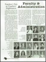2001 Eula High School Yearbook Page 12 & 13