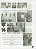 2001 Eula High School Yearbook Page 14 & 15