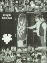 2001 Eula High School Yearbook Page 16 & 17
