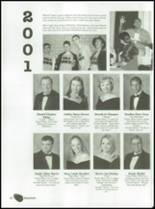 2001 Eula High School Yearbook Page 20 & 21