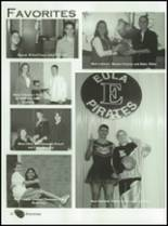 2001 Eula High School Yearbook Page 34 & 35